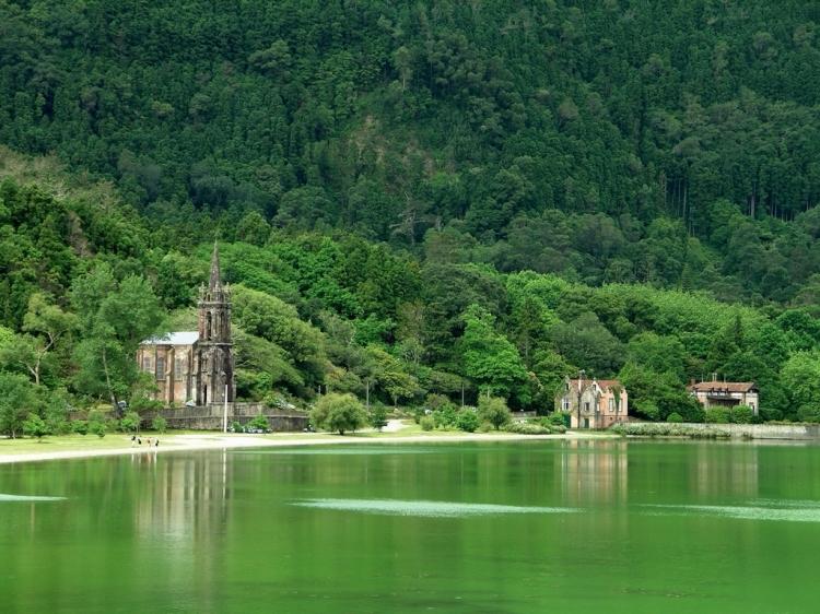 Lagoa das Furnas - S. Miguel, Açores
