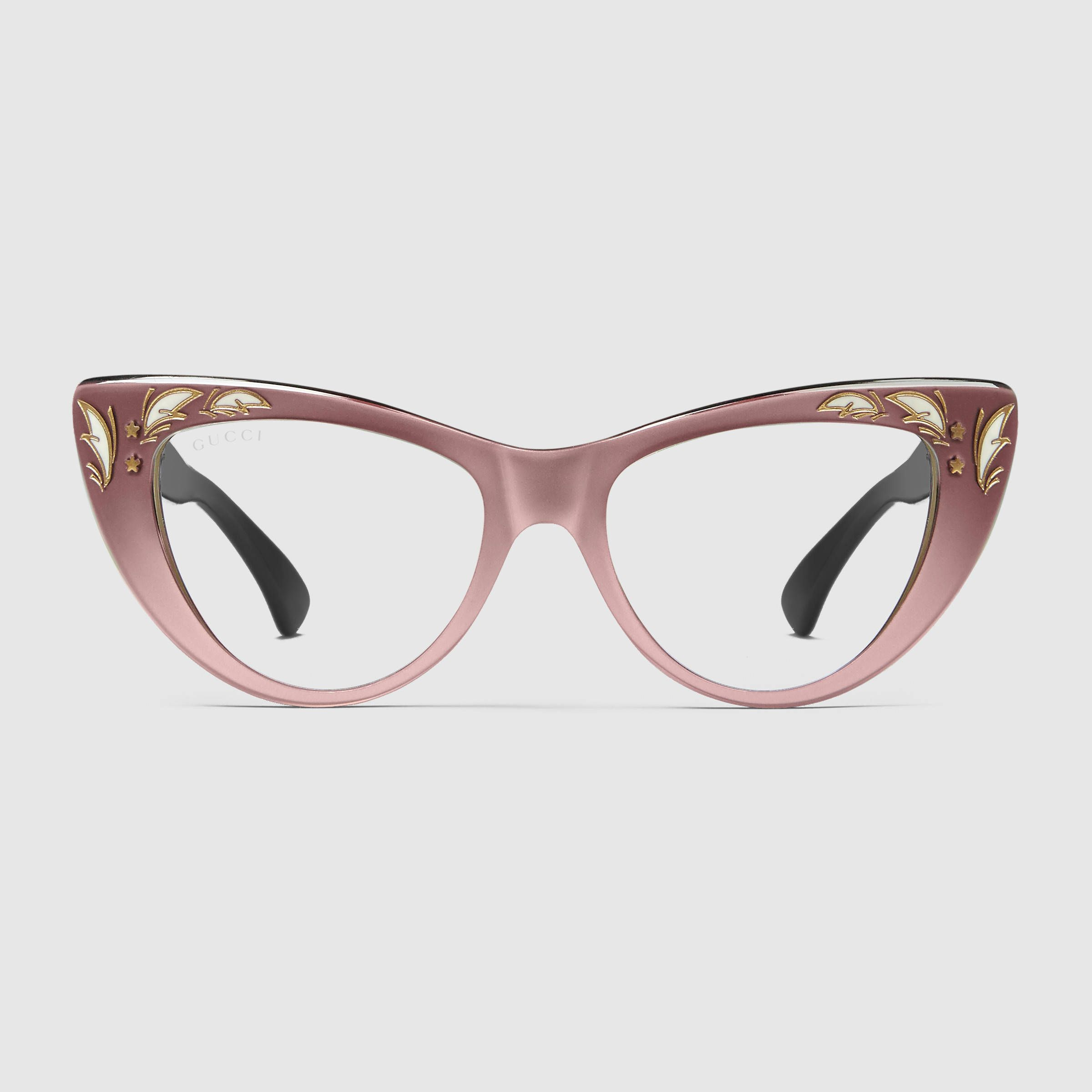 51bccf041d1 Cat eye frames by Gucci (so pretty!!)