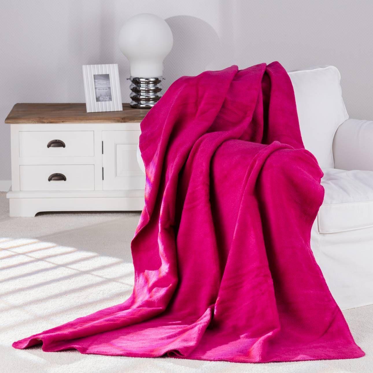 Pretty In Pink Die Kuscheldecke Cotton Cloud Gibt Es In Der