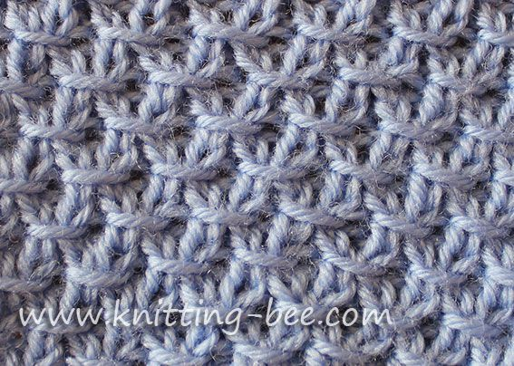 Stitch Patterns For Knitting :