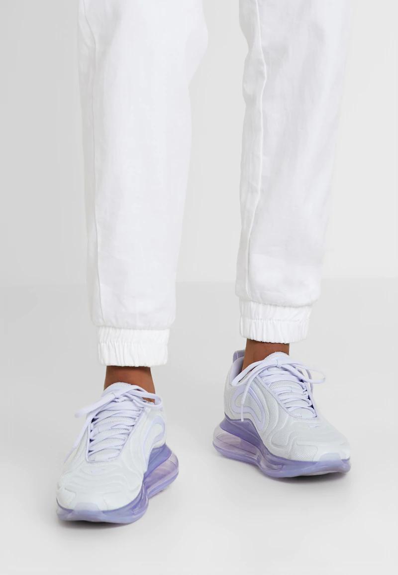 AIR MAX 720 Sneakers pure platinumoxygen purple
