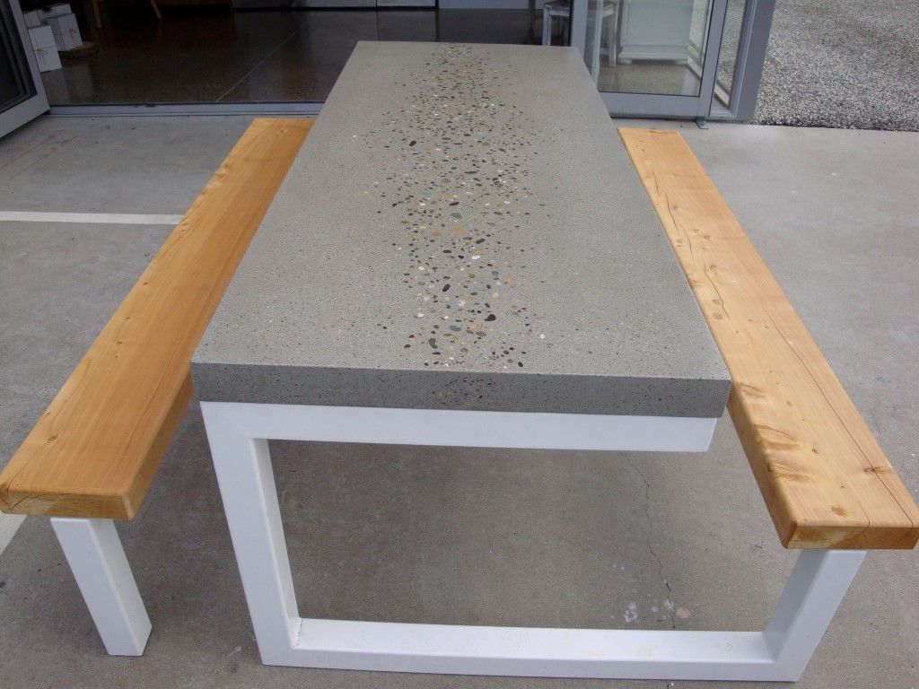 Concrete Indoor & Outdoor Furniture & Seating
