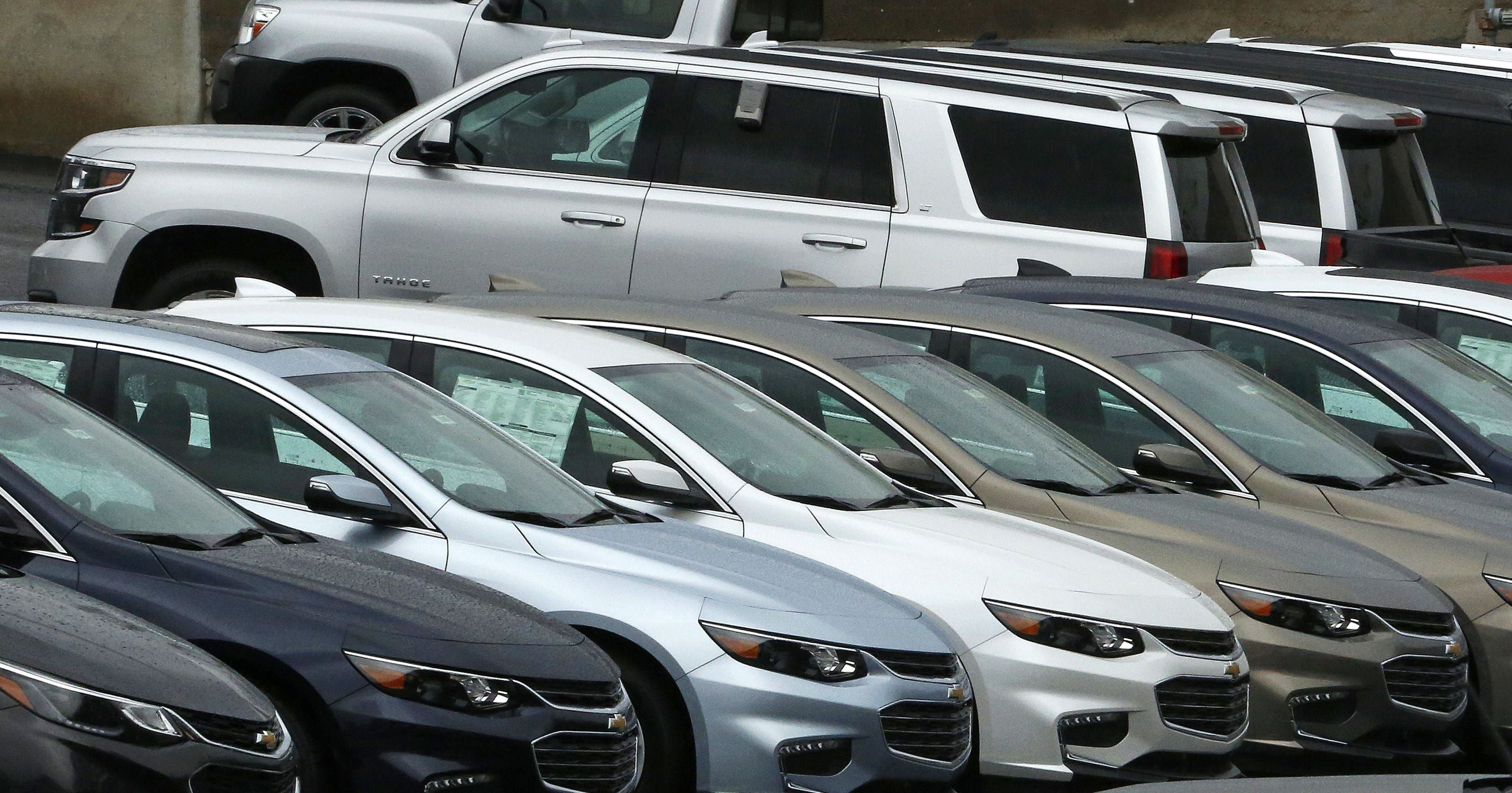 Buyers Can Get A Deal On New Used Cars But It Won T Last Long