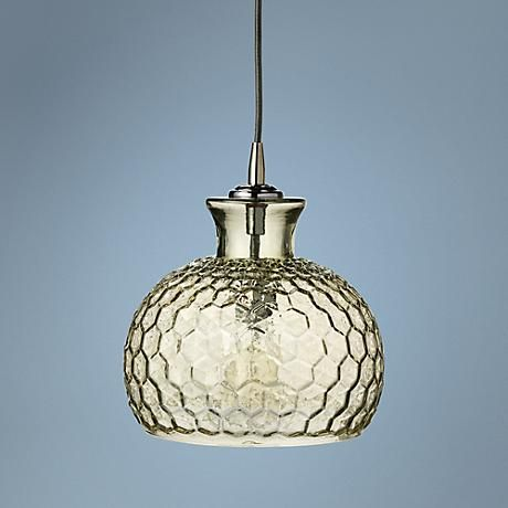 Clark collection 10w taupe jamie young glass mini pendant glass clark collection 10 wide taupe jamie young glass pendant aloadofball Choice Image