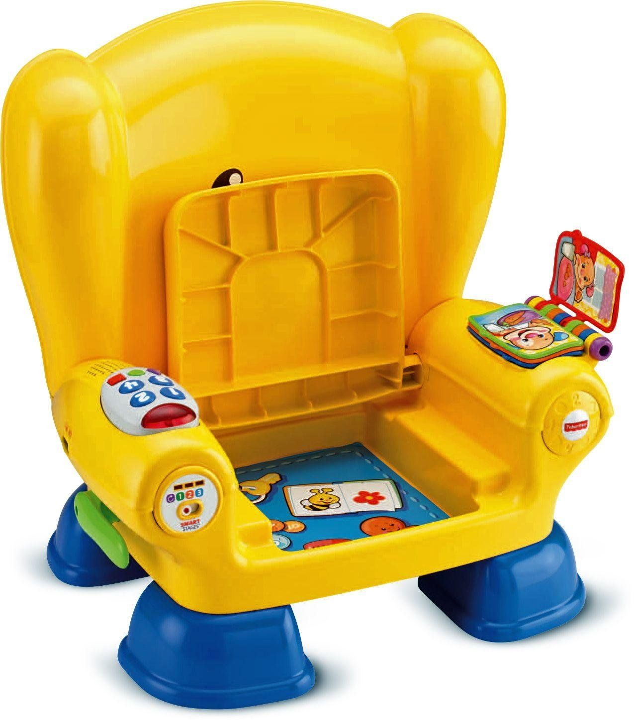 Fisher Price Laugh Learn Smart Stages Chair In 2020