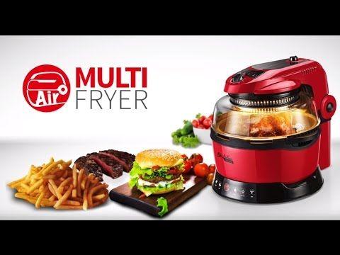 Delan Air Multi Fryer Tk 04 13lit 2016 Youtube Air Fryer Chicken New Cooking Cooking