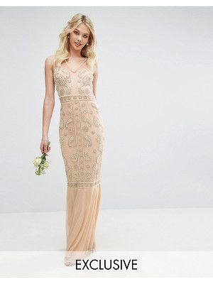 81837c28fcf8 Nude and Blush Sexy Dresses   Blush gown, Nude and Blush evening dress
