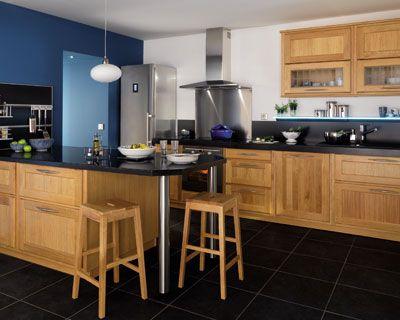 D co cuisine bois recherche google d co maison for Offre cuisine