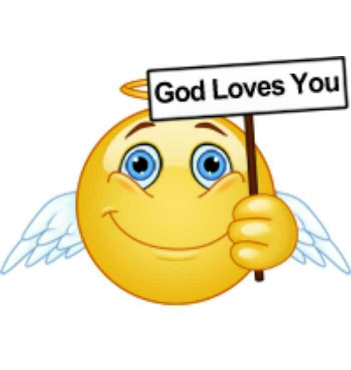 God Loves You God Loves You Emoji Images Gods Love