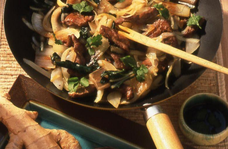 Saute D Agneau Aux Legumes Recettes De Cuisine La Viande Fr