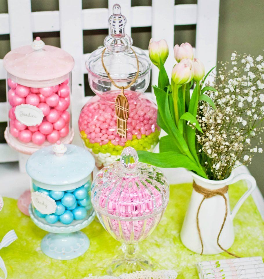 Little Big Company | The Blog: Garden Themed Party by 3\'s A Party ...