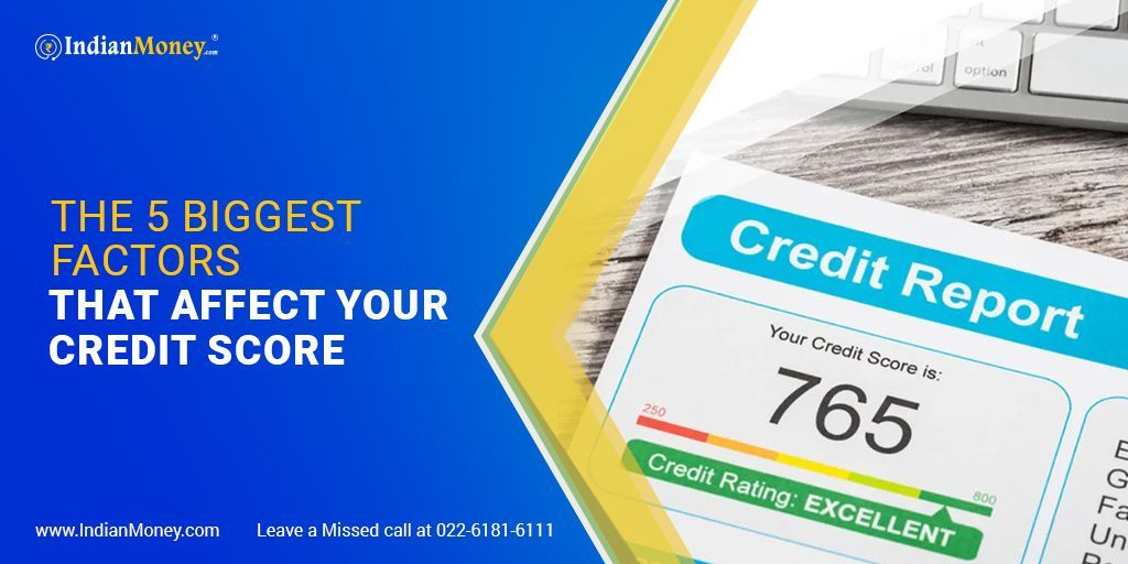 The 5 Biggest Factors That Affect Your Credit Score In 2020 Credit Card Benefits Good Credit Score Credit Score