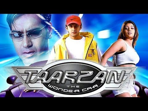 Taarzan: The Wonder Car | Full Hindi Movie | Ajay Devgn, Vatsal Seth, Ay...