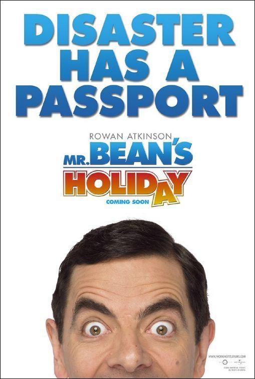 Las Vacaciones De Mr Bean Mr Bean 2 2007 Mr Bean Movie Holiday Movie Mr Bean Funny