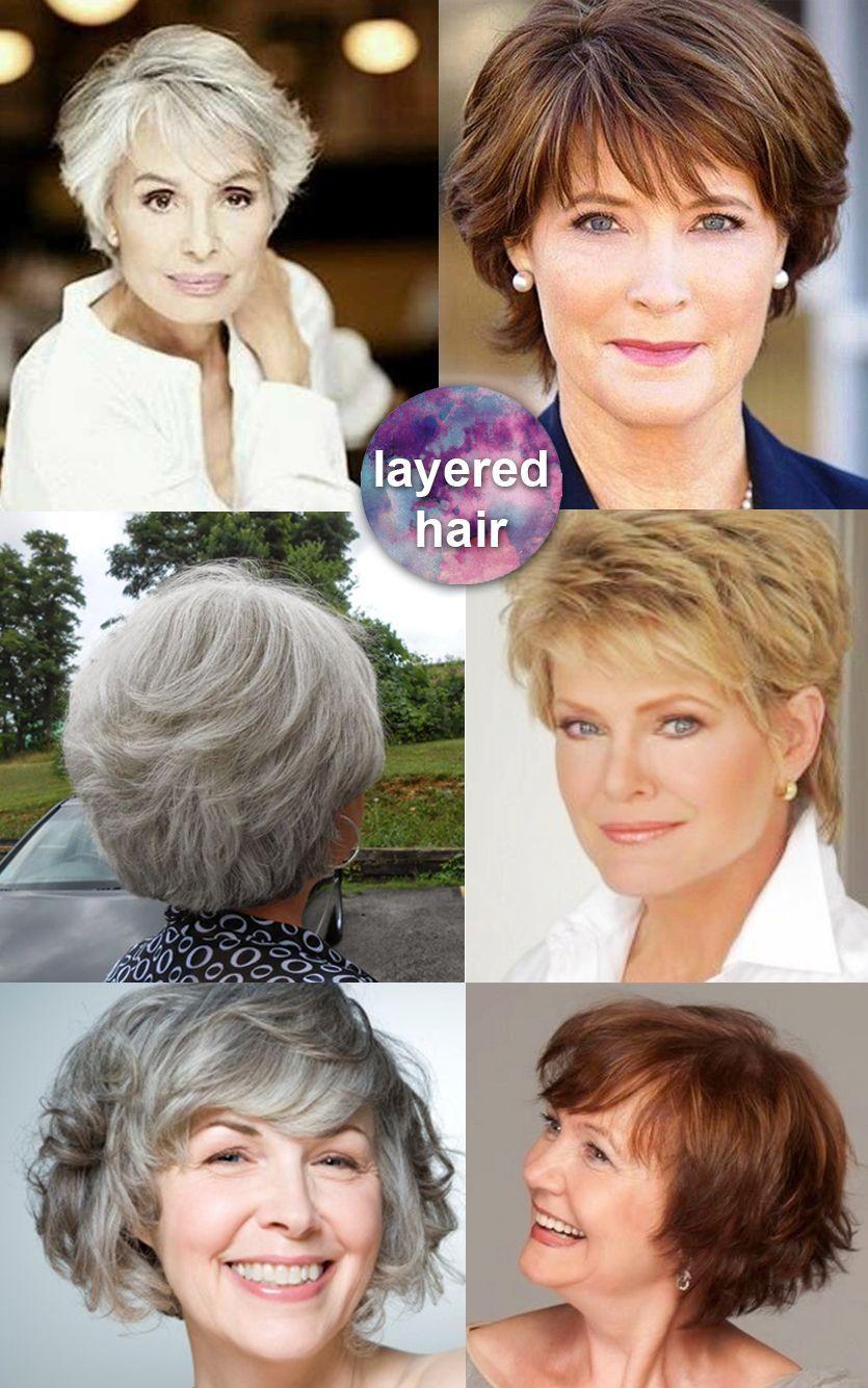 Timeless short hairstyles for women over hair pinterest