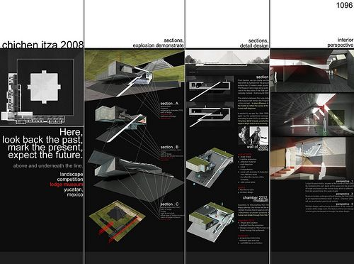 architectural presentation layouts - | presentations | pinterest, Powerpoint templates