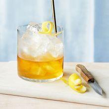 Irish whiskey old fashioned