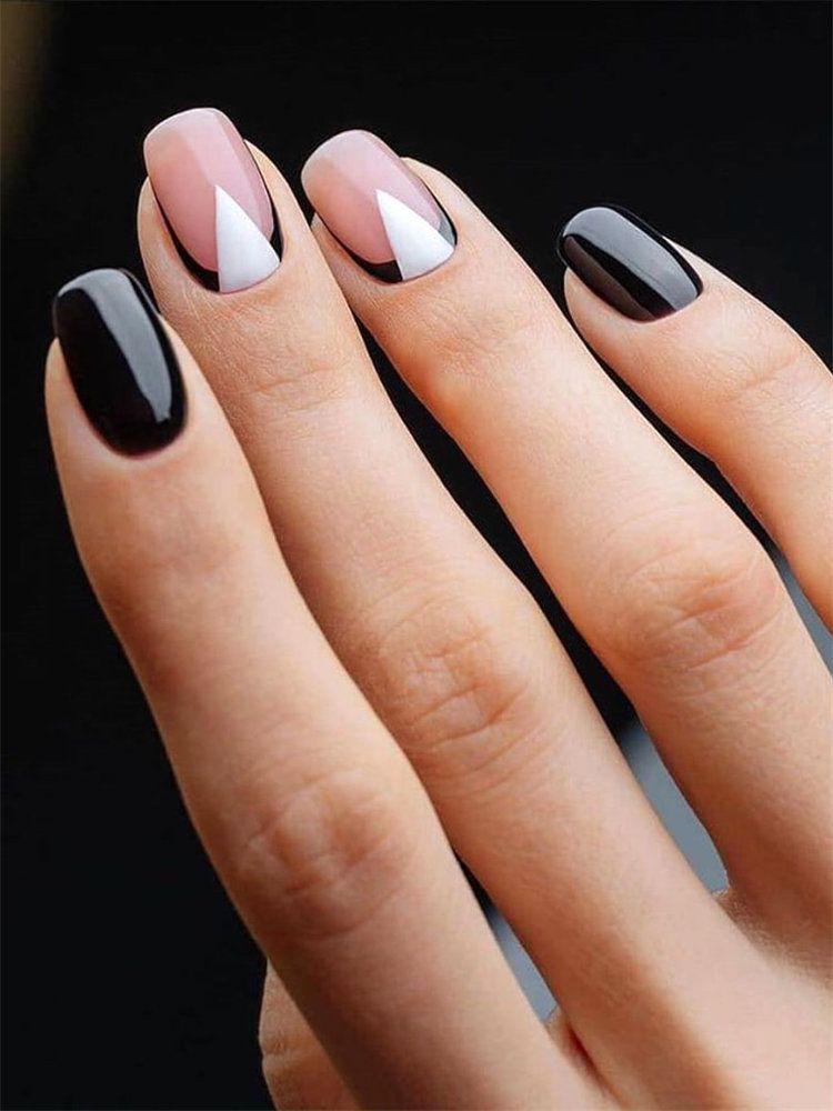 60 Elegant French Nails Design Ideas 2020 - Flymeso Blog