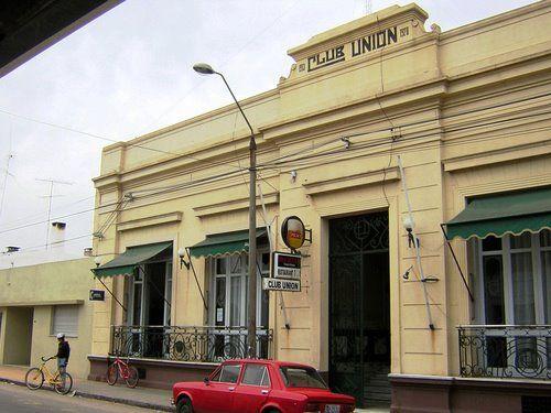 Club Unión...