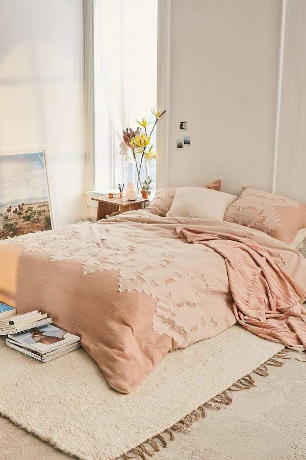 Urban outfitters clipper jacquard woven duvet cover diyinteriordesignideas also in diy home decor rh pinterest