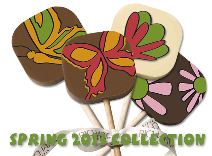 Richart Chocolates Spring/Easter 2013 Collection