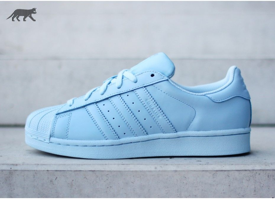 Latest Adidas Superstar Lite Gs Shoes Blue