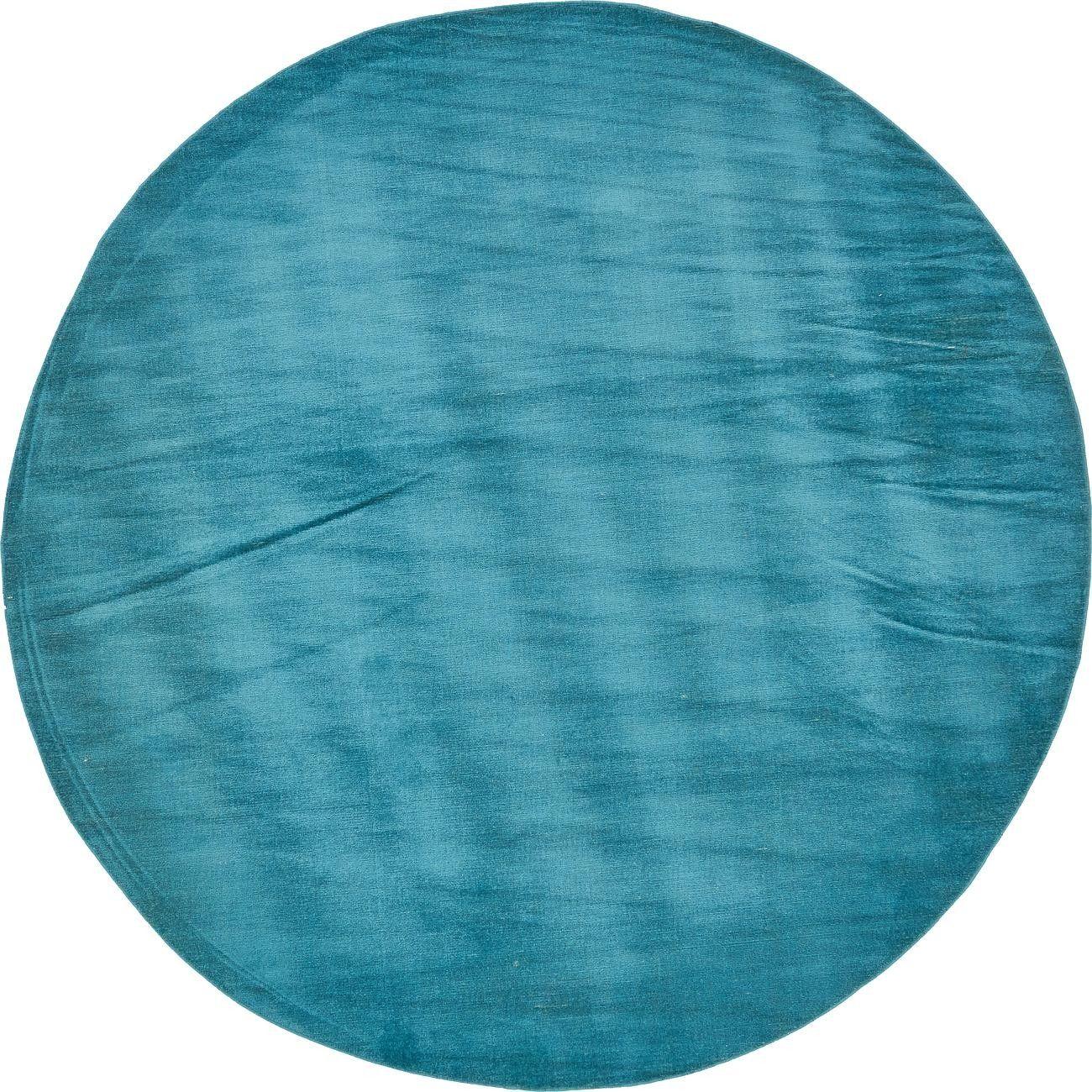 Kyree Teal Area Rug Blue Area Rugs Area Rugs Round Area Rugs
