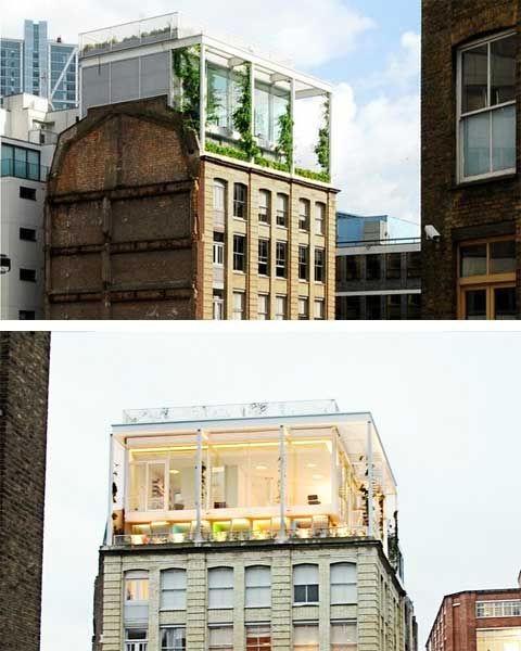 Find An Apartment In New York: This Would Be So Cool. :) Especially Looking Over A City