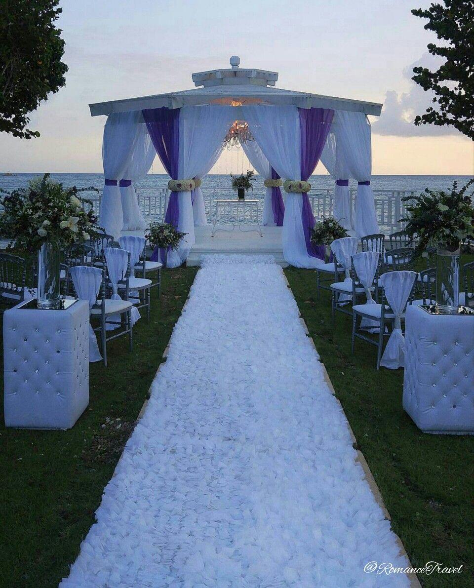 View Wedding Decor: Dreams La Romana Stunning Wedding Setup