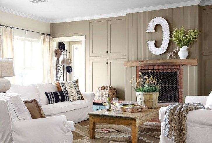 Nice Top 10 Interior Design Living Room Country Style Part 2