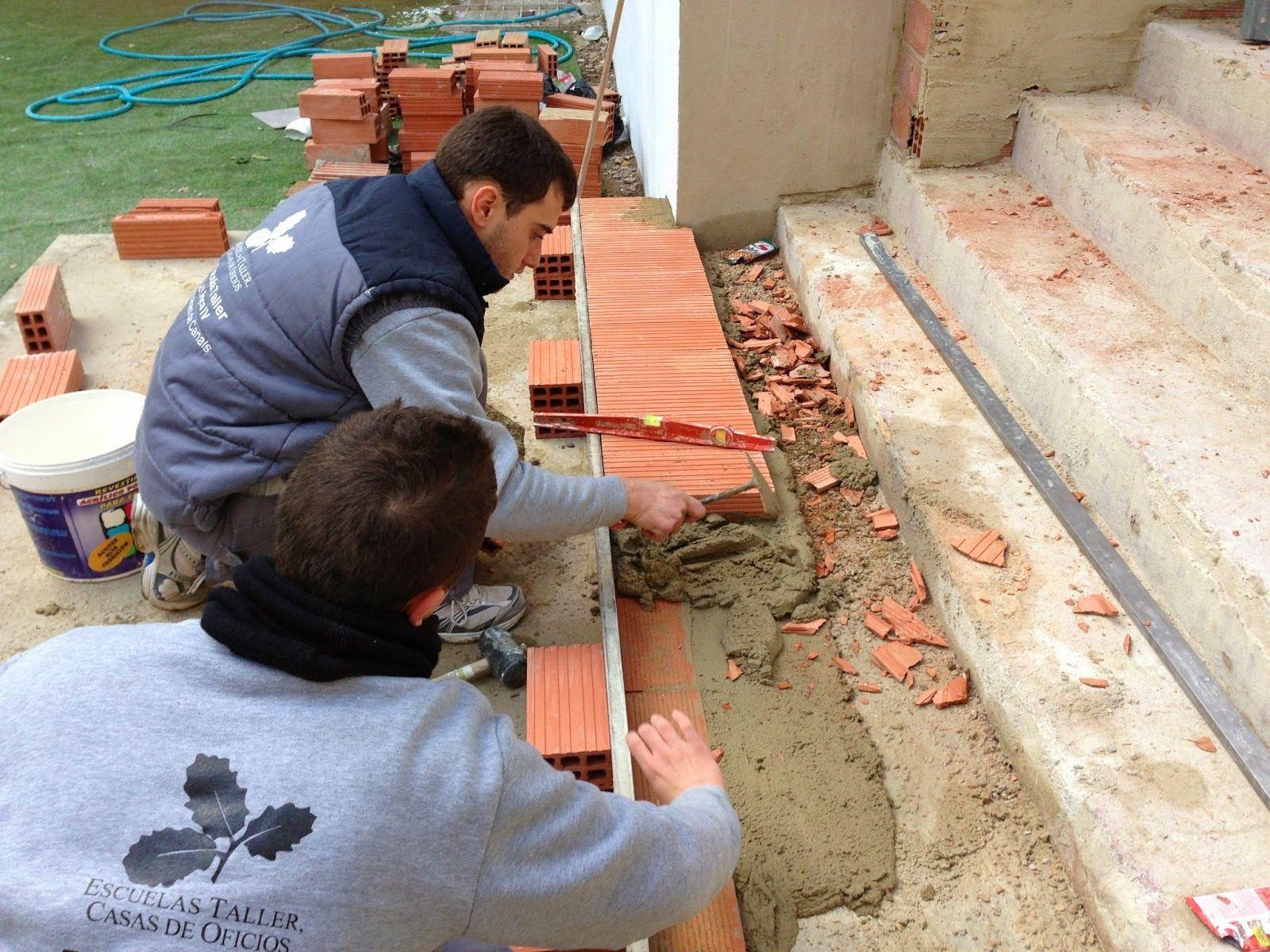 El maestro de obras xavier valderas construcci n de for Construccion de escaleras