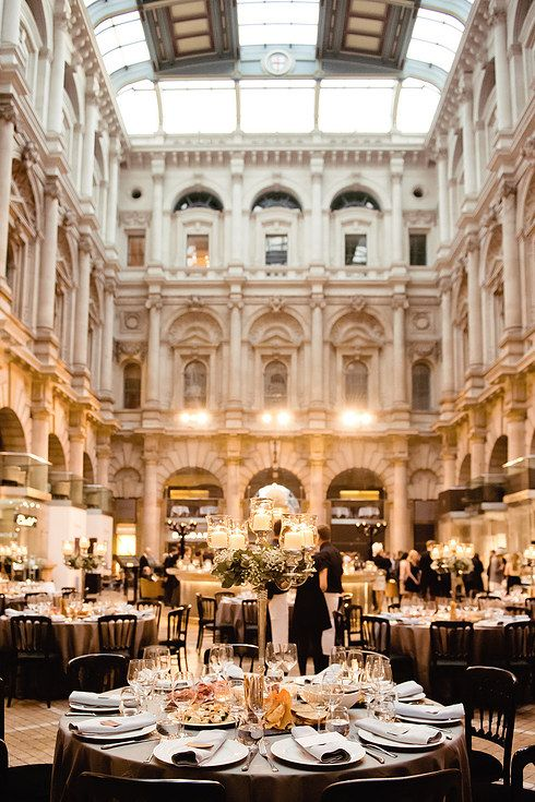 The Royal Exchange 17 Absolutely Dreamy Wedding Venues In London