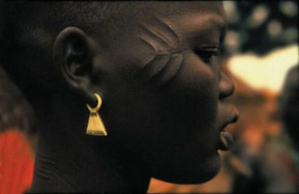 Mumuhuila tribe of Angola   John kenny, Male portrait