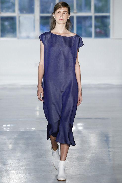 Zero + Maria Cornejo Spring 2015 RTW – Runway – Vogue