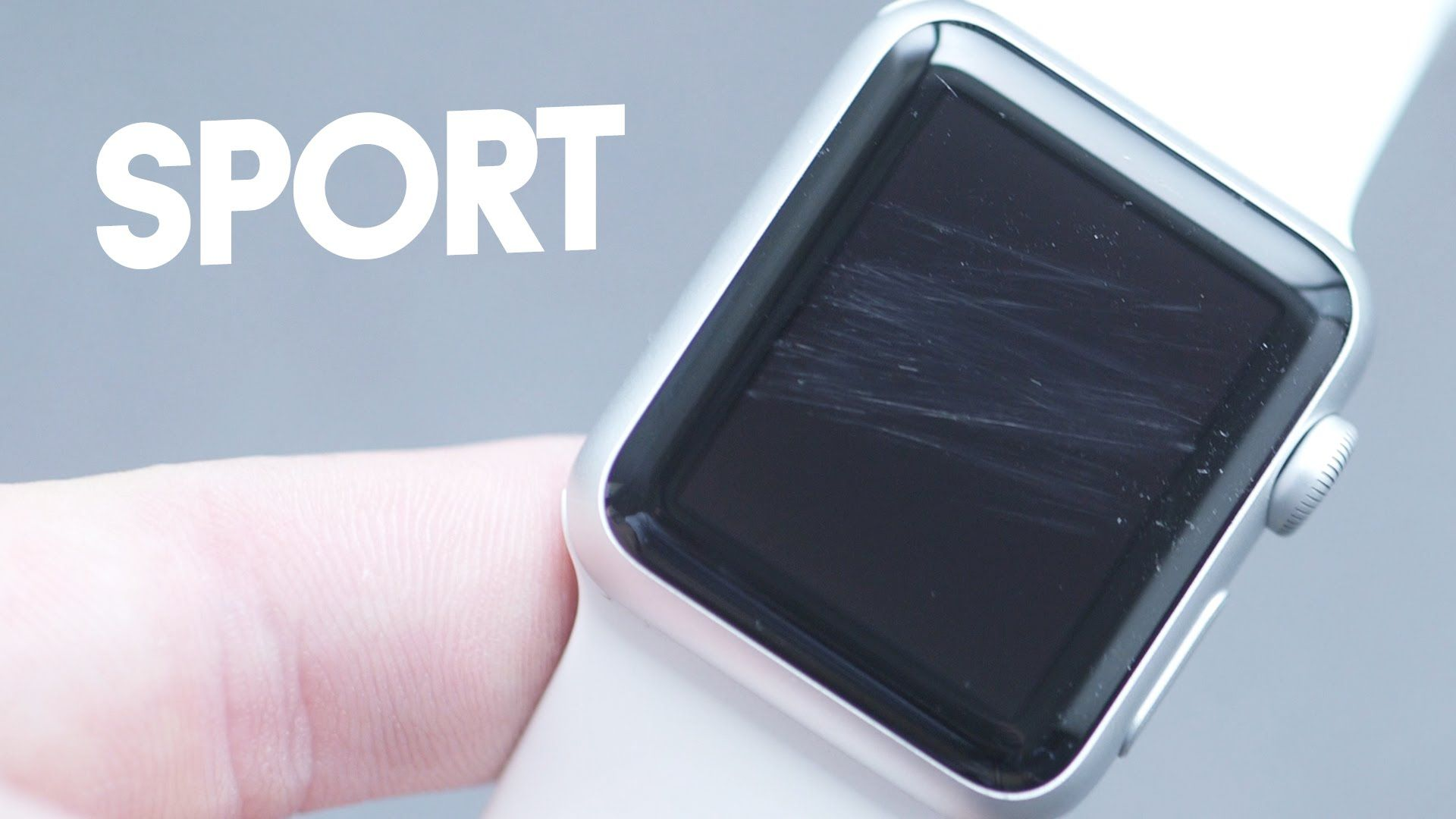 Displayschutzfolie Fur Apple Watch Von Glaz Liquid Apple Watch