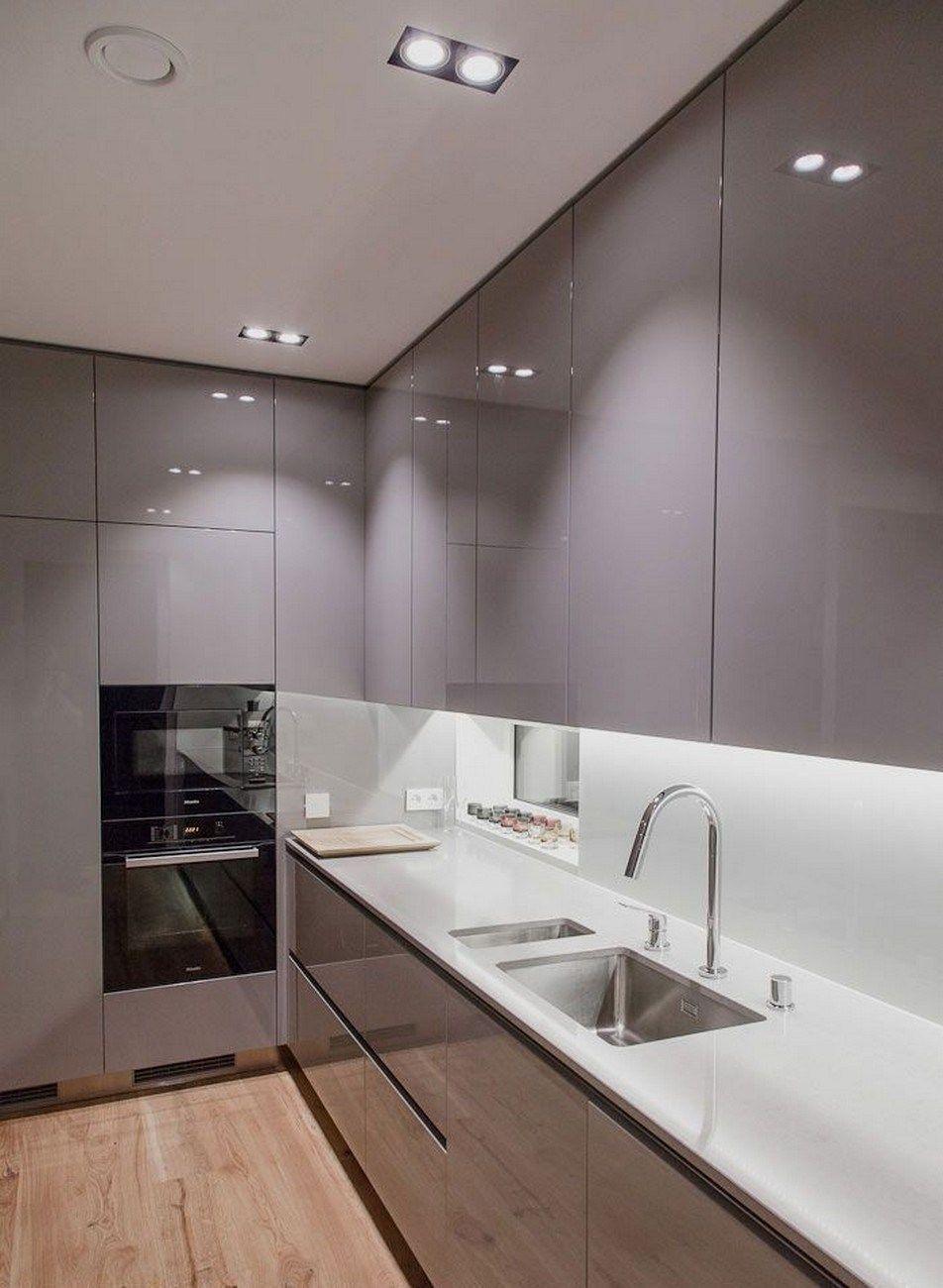 52 Most Beautiful Modern Kitchen Cabinets Ideas 23 Fieltro Net Kitchen Cabinet Design Kitchen Room Design Modern Kitchen Design