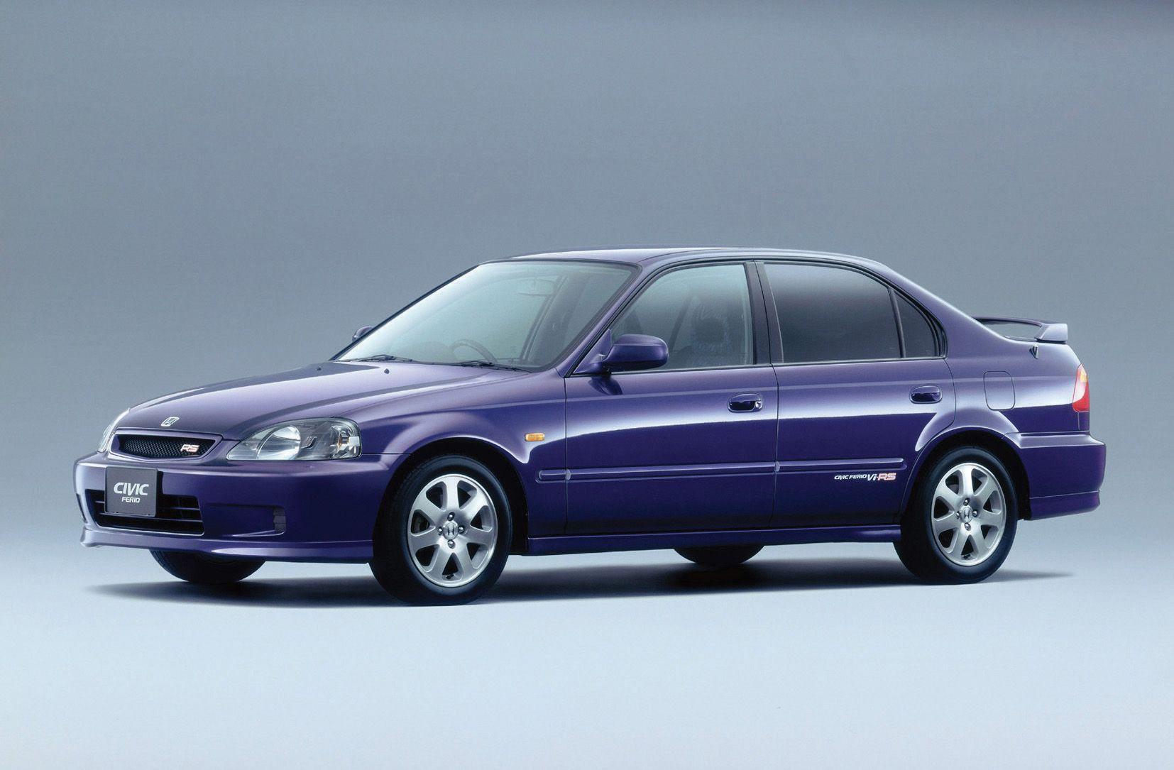 19982000 Honda Civic Ferio ViRS