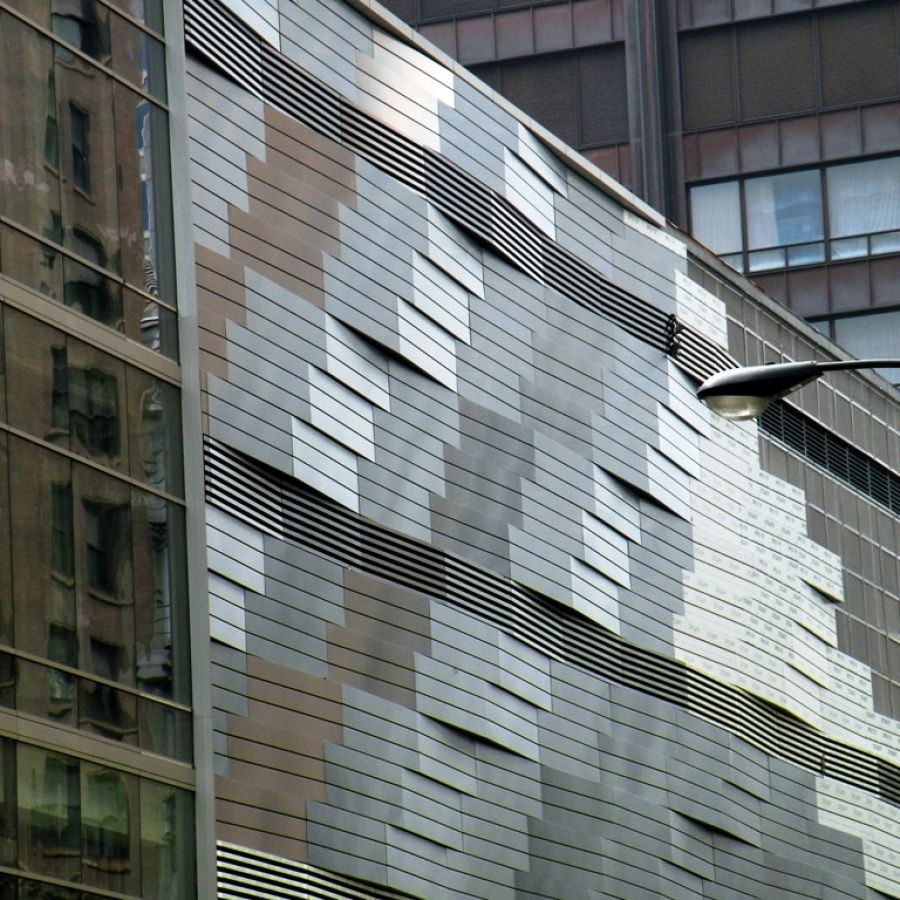 Perfect Architectural Perforated Metal Panels