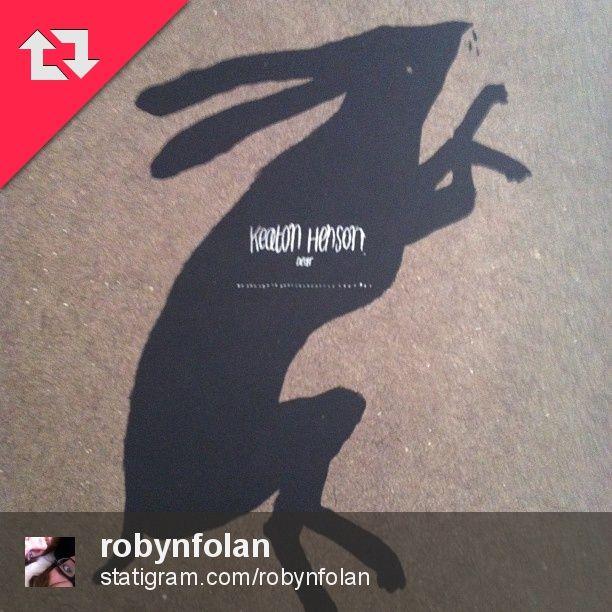 @robynfolan #keatonhenson #instagram #happycustomer