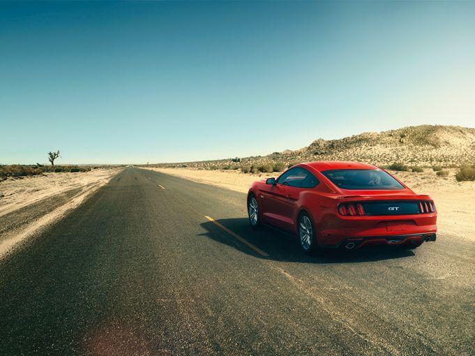 Ford de México | Mustang 2015