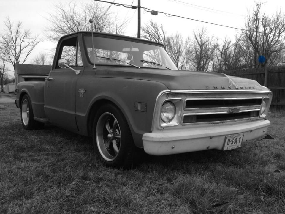 1968 CHEVROLET C10 STEPSIDE Custom Cars new and old