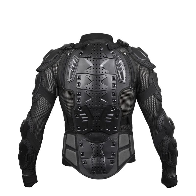 Solid and cool motorcycle jacket armor, full body bullet
