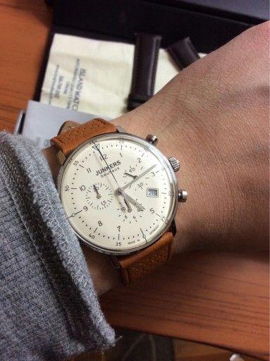 b987e99a383 Junkers… Bauhaus- watch Relógios Masculinos