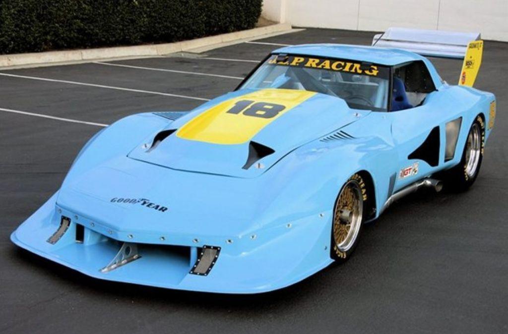 For sale: 1977 IMSA \'Supervette\' | Racing, rallying, cars, bikes ...