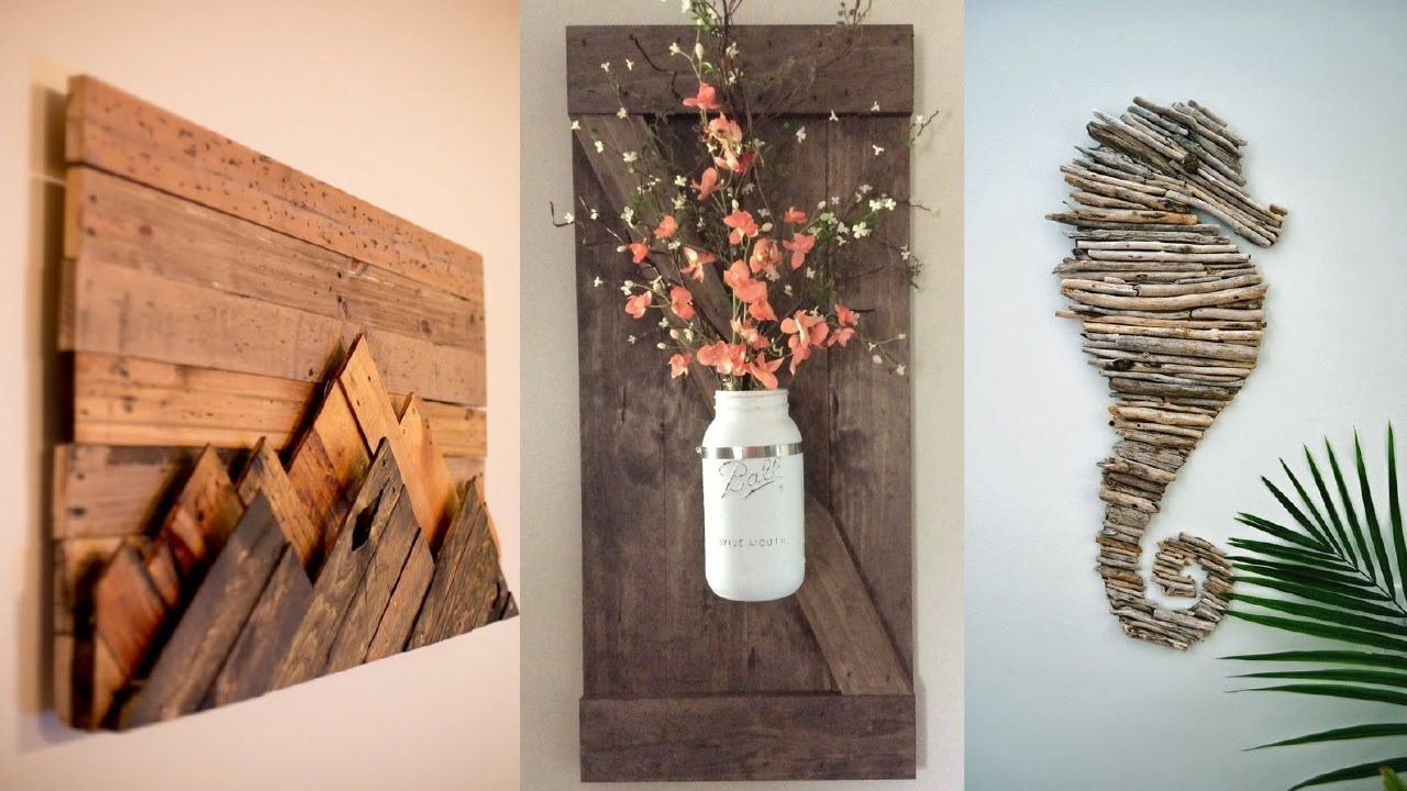 20 DIY Wall Decor Projects That Will Make Your Room Look Awesome ...