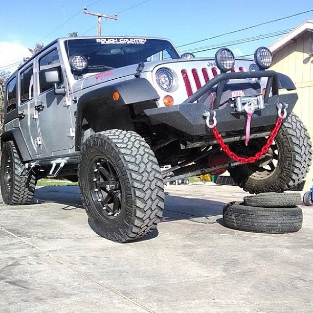 Samantha Hopkins Jeepbeef Padgram Jeep Wrangler Bumpers Monster Trucks Jeep Life