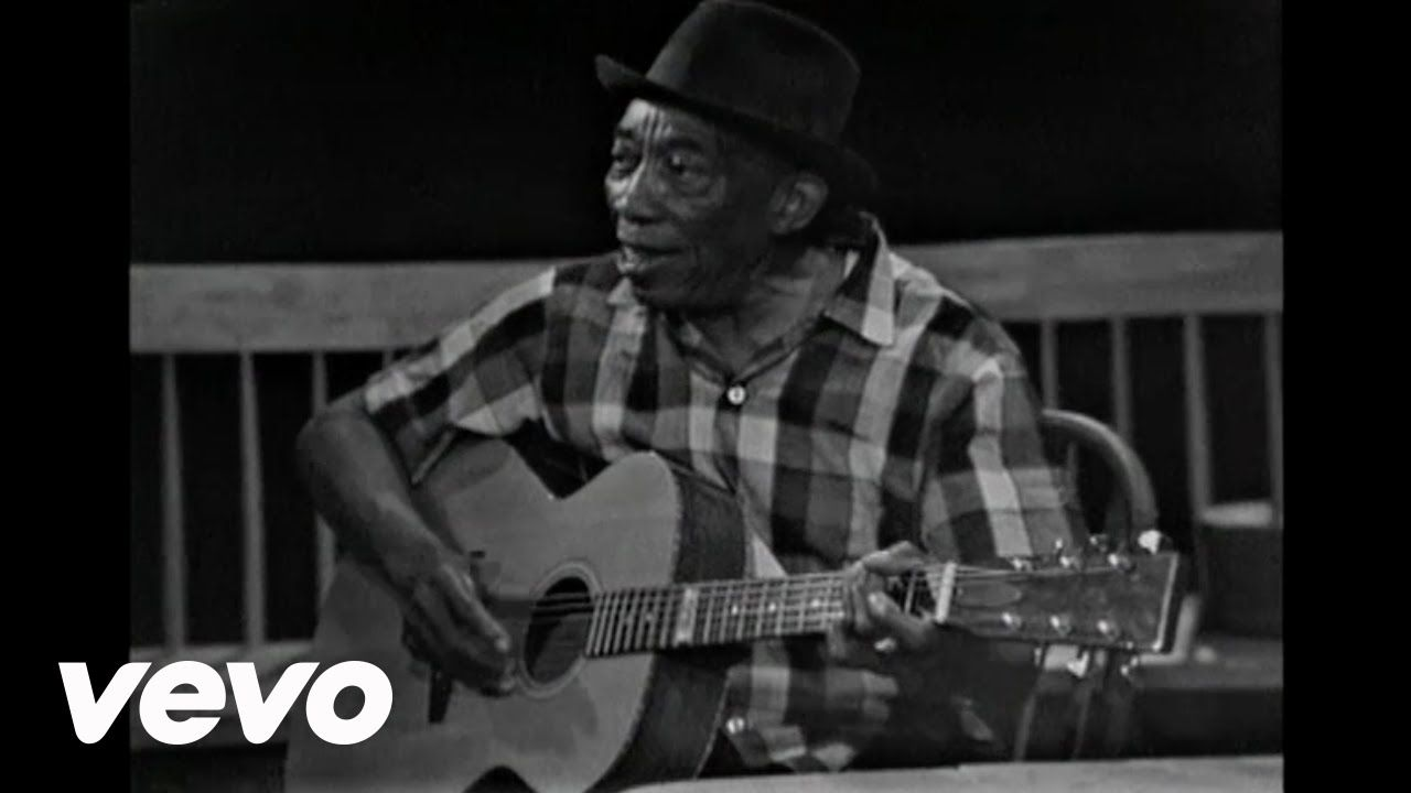 Mississippi John Hurt - You Got To Walk That Lonesome Valley (Live