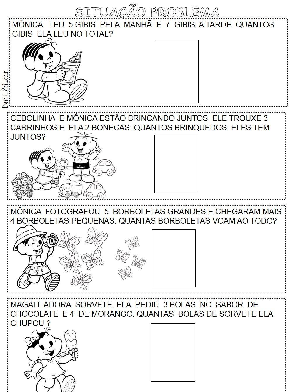 Excepcional Slide4.JPG (1008×1344) | situação problema | Pinterest | Educação  VM18