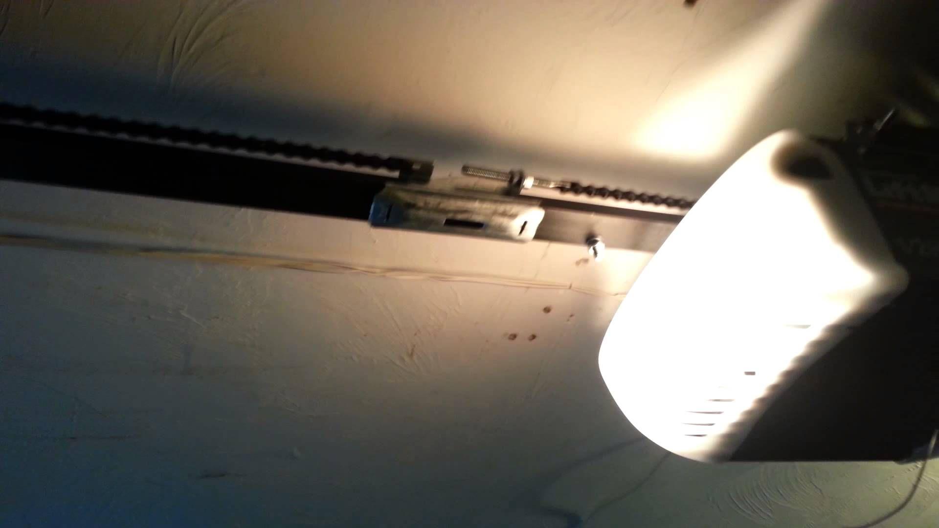 9 garage door opener common problems with images