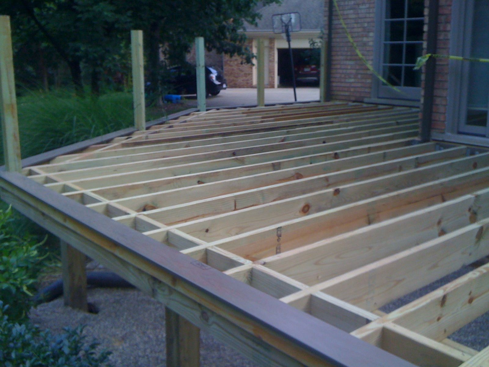 Image result for build deck with border framing | Planters/benches ...